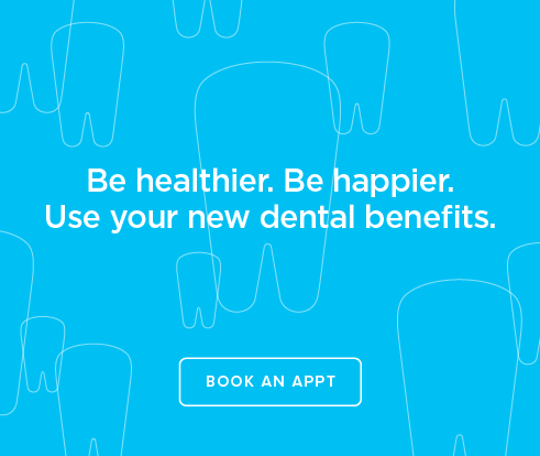 Be Heathier, Be Happier. Use your new dental benefits. - Brentwood Smiles Dentistry and Orthodontics