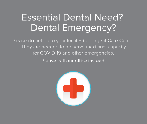 Essential Dental Need & Dental Emergency - Brentwood Smiles Dentistry and Orthodontics